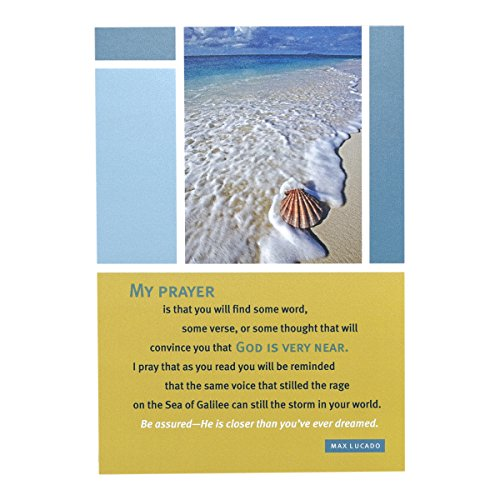 Max Lucado Boxed - Praying For You Inspirational Boxed Cards - Max Lucado - Seashells