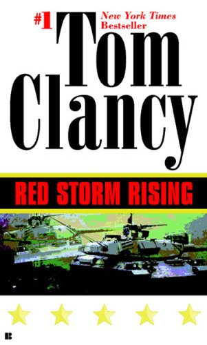 book cover of Red Storm Rising
