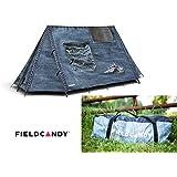 Field Candy (フィールドキャンディー) デニム柄テント2~3人用 オリジナルエクスプローラー/アウトドア/Billie Jean [並行輸入品]