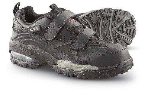 Men's Kodiak Quad Air SD Composite - toe Athletic Hikers Black, Black, 8.5D