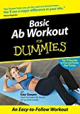 Basic Ab Workout For Dummies [DVD]