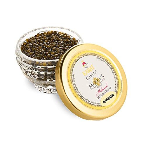 Russian Osetra Karat Caviar Amber - 1 (Osetra Karat Caviar)