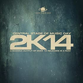 Various Artists-Central Stage Of Music Day 2K14