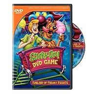 Scooby-Doo Juego de DVD interactivo: Funland of Freaky Frights