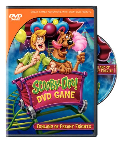 Scooby-Doo Interactive DVD Game:...