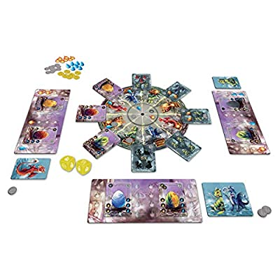Synapses Games Incubation Board Game: Toys & Games