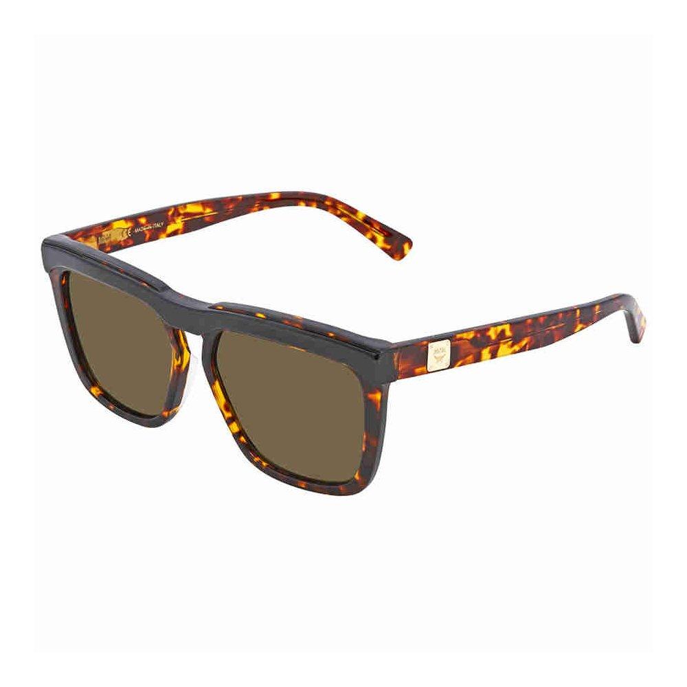 b3f4708dce Sunglasses MCM 641 S 019 BLACK HAVANA  Amazon.co.uk  Clothing