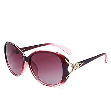 WKAIJC Moda polarizadas Shade Wild conducción Gafas de Sol ...