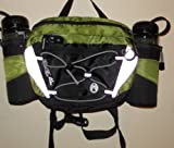 Coleman Revel 4 Liter Waist Pack Hydration Hiking Camping, Outdoor Stuffs