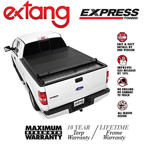 EXTANG 50780 Express Roll-up Tonneau Cover - fits F150 (5...