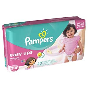 pampers easy ups sizes