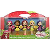 Strawberry Shortcake 6 inch Fashion Doll Multipack - Beach Blast Collection: Strawberry, Raspberry, Cherry, Orange and Lemon