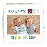 Eco by Naty Pull-Ups Training Pants, 3T-4T
