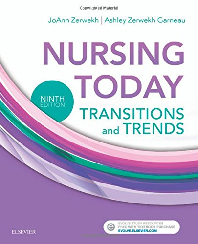 323401686 - Nursing Today: Transition and Trends, 9e
