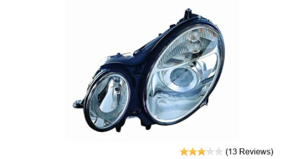 Depo 340-1125L-AS Mercedes-Benz E-Class Driver Side Replacement Headlight  Assembly