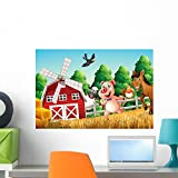 Transform your room with freshly printed nature-themed Wallmonkeys decals. We have the largest selection of plant and animal themed wall decal stickers and murals online with access to thousands of animal and plant species.This includes many ...