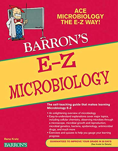 E-Z Microbiology (Barron's Easy Series)