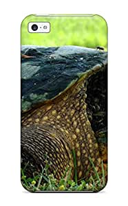New Style 6984504K55605358 Hot Design Premium Tpu Case Cover Iphone 5c Protection Case(turtle)