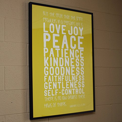 scripture poster large