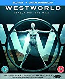 Westworld - Season 1 [includes Ultraviolet Digital Download]  [Blu-ray] [2016] [Region Free]
