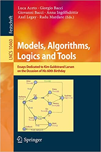 Models algorithms logics and tools essays dedicated to kim models algorithms logics and tools essays dedicated to kim guldstrand larsen on the occasion of his 60th birthday lecture notes in computer science 1st fandeluxe Choice Image