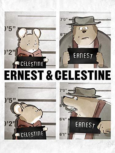 DVD : Ernest & Celestine
