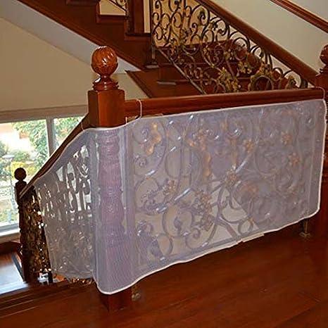 S.D Maket Balkon Treppen Sicherheitsnetz f/ür Kinder Treppennetz f/ür Kinder Tier Spielzeug Sicherheit auf Indoor Outdoor 3M