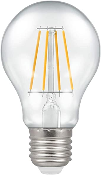LED Filament Clear GLS Dimmable Lamp