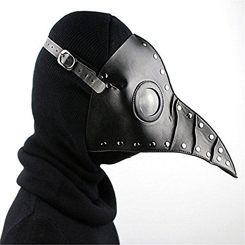 Darkest Dungeon The Plague Doctor Beak Halloween Cosplay Mask Prop Steampunk (Dungeon Wear Halloween)