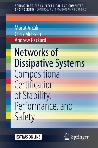 Networks of Dissipative Systems: Compositional Certification of Stability, Performance, and Safety (SpringerBriefs in Electrical and Computer Engineering)
