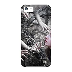 New Casecover88 Super Strong Hands Abstract Cases Covers For Iphone 5c