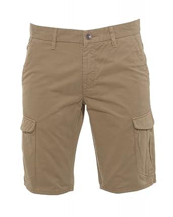 d1653b88d BOSS Hugo Orange Shorts, Beige Regular Fit 'Schwinn 3 Shorts-D' Cargo Shorts:  Amazon.co.uk: Clothing