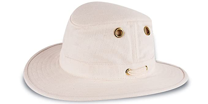 Tilley TH5 Hemp Hat - Natural 7