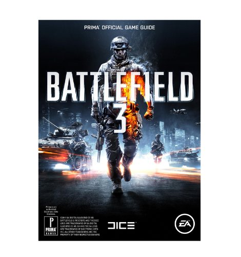 Price comparison product image Battlefield 3: Prima Official Game Guide (Prima Official Game Guides)