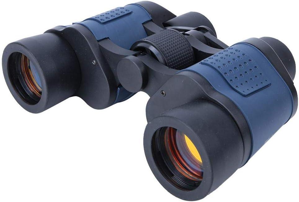 Exliy Visión Nocturna 60X60 3000M Telescopio de binoculares para Exteriores de Alta definición HD para Caza al Aire Libre