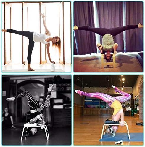Amazon.com: Restrial Life - Banco de yoga con reposacabezas ...