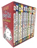 Book cover from Diary of a Wimpy Kid 12 Books Complete Collection Set New(Diary Of a Wimpy Kid,Rodrick Rules,The Last Straw,Dog Days,The Ugly Truth,Cabin Fever,The Third Wheel,Hard Luck,The Long Haul,Old School..etc by Jeff Kinney