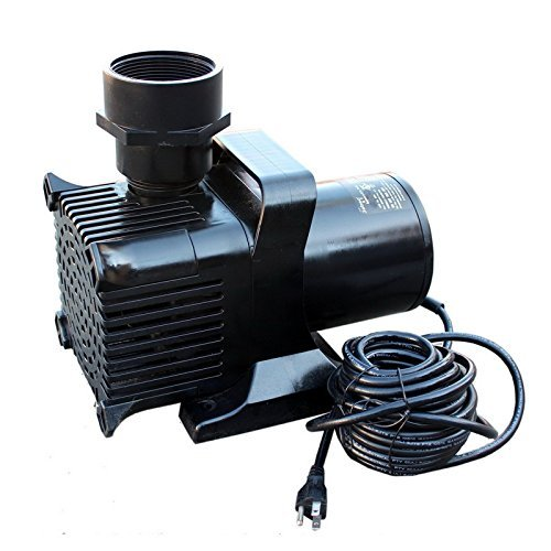 Jebao Pond Waterfall Fountain Pump, 9000 GPH, 1000W by Jebao