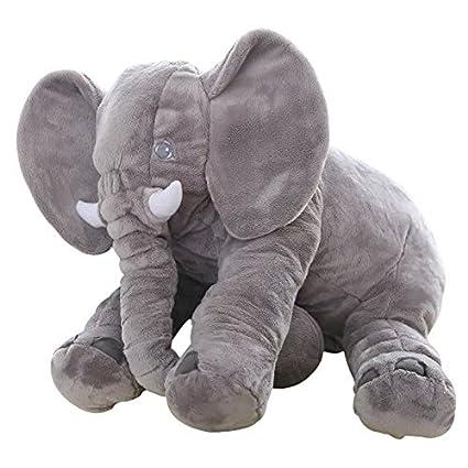 Amazon.com: Tiny Trunky - Peluche de elefante para bebé ...