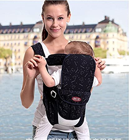 Amazon.com : Free shipping Newborn ergonomic Mochila portabebe cotton Baby carrier for kids Sling Backpack bebe conforto Baby wrap 06205 : Baby
