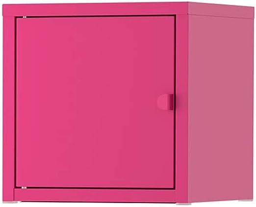 IKEA 703.964.27 Lixhult - Armario de metal para bicicleta, color rosa: Amazon.es: Hogar