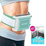 YB Health Fat Freezer Body Sculpting Device - Non Surgical Fat Freezing at-Home Fat Loss Treatment Kit with Accessories and Free Ebook!