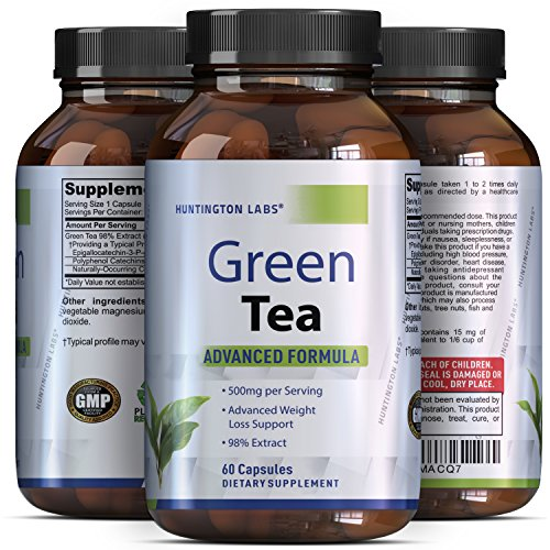 how to lose weight with green tea pills