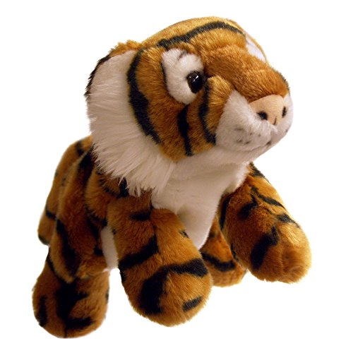 The Puppet Company Full-Bodied Animal  Hand Puppets Tiger - Full Bodied Puppet
