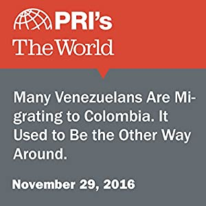 Many Venezuelans Are Migrating to Colombia. It Used to Be the Other Way Around.