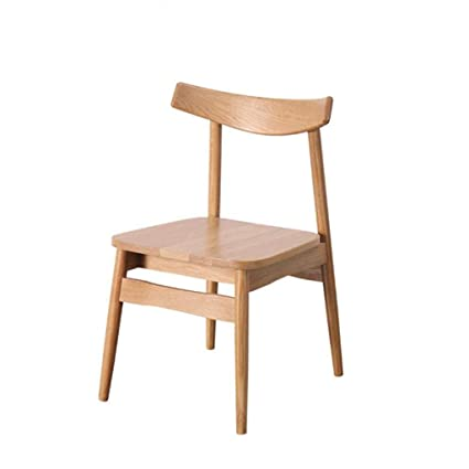 Furniture Office Chairs Wooden Leg Leisure Chair Modern Creative Living Room Chair Simple Household Coffee Dining Chair Backrest Office Computer Chair