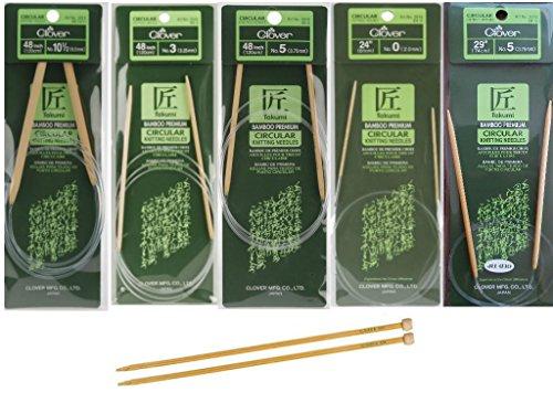 clover-takumi-bamboo-circular-knitting-needles-48-inch-size-105-48-inch-size-5-48-inch-size-3-29-inc