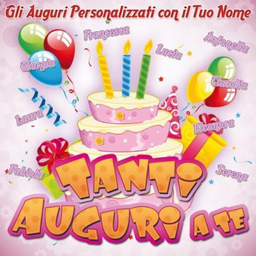 abbastanza Amazon.com: Tanti auguri samantha: Chorus Friends: MP3 Downloads YY31