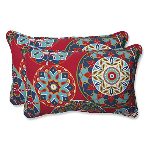 Pillow Perfect Outdoor Garden Rectangular