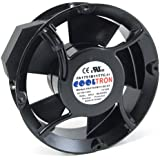 115V AC Cooling Fan. Ø170mm x 51mm HS